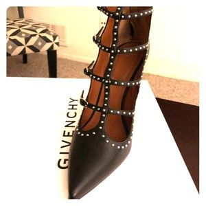 Givenchy Studded Shoes